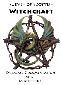 Cover of Anonymous's Book Survey Of Scottish Witchcraft Database Documentation And Description